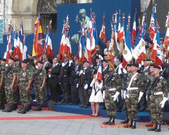 soldats catalans au sein de la 2me db