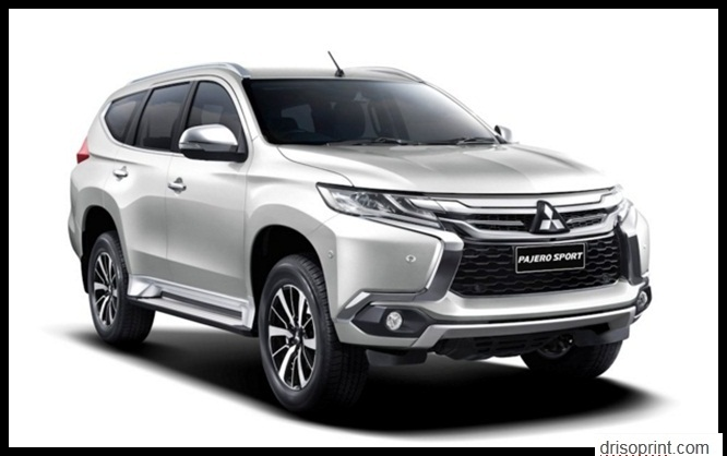 Mitsubishi All-new 2016 Montero Sport in Asia Pacific | DRISOPRINT