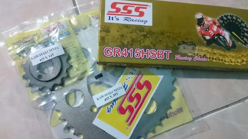 foto dan harga gear set sss