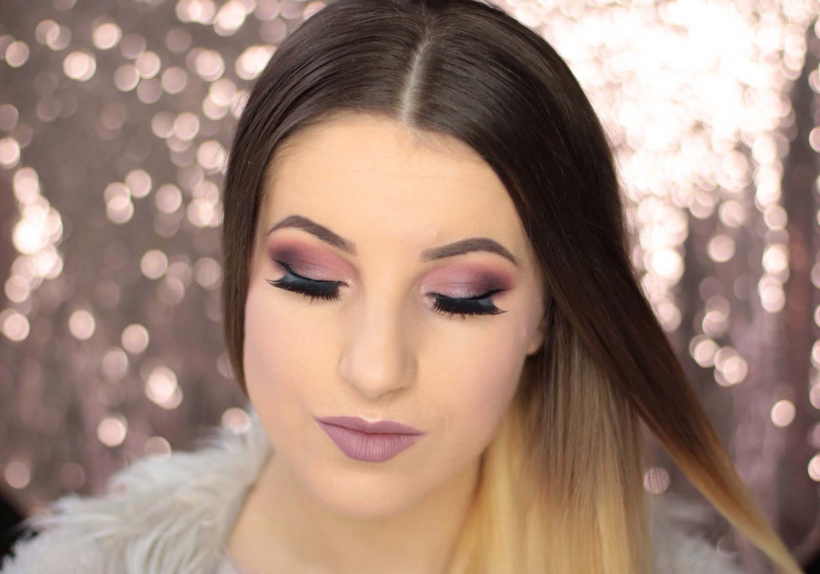 Evening Makeup - All In Matte