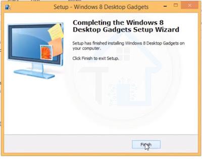 كيفية اضافة ادوات ذكية على سطح المكتب في ويندوز 10