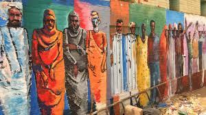 صور وجداريات من قلب الثورة السودانية