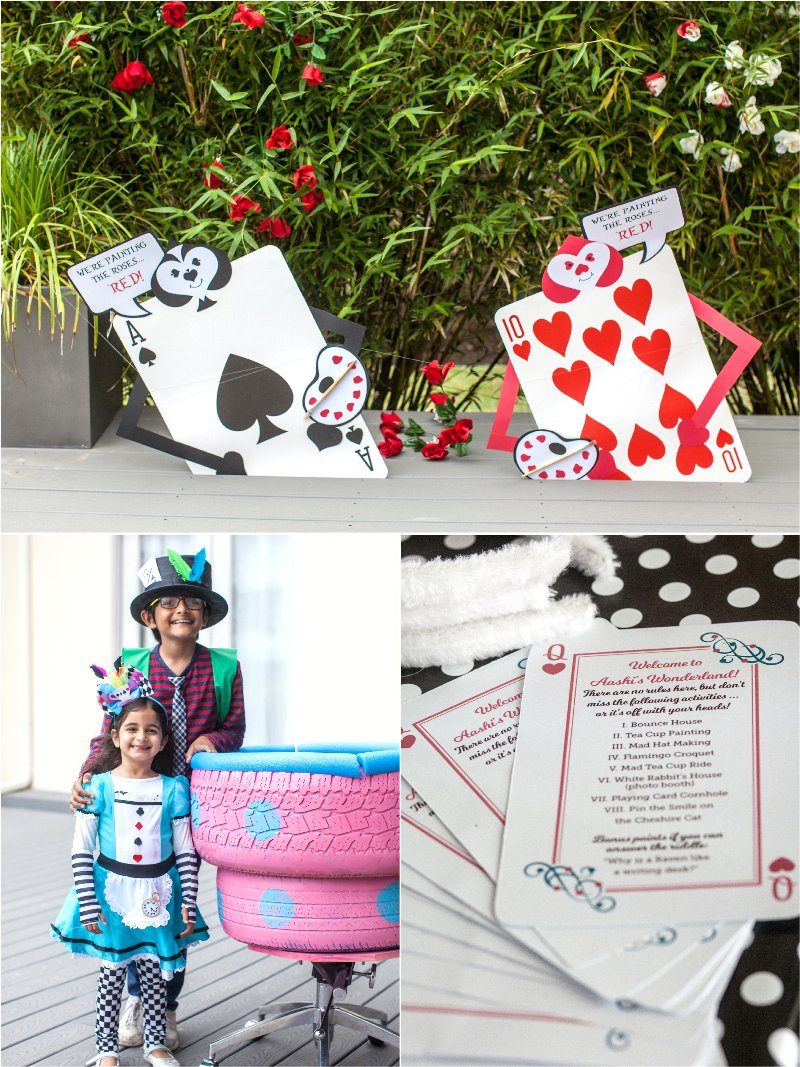 A Wonderland Birthday Mad Tea Party - Party Ideas | Party Printables ...
