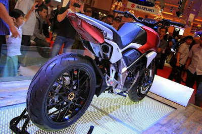 Honda SFA 150 Concept rear look Hd Wallpapers