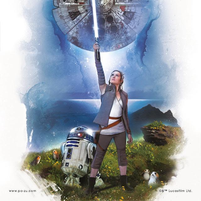 Star Wars Po-Zu Rey