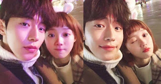 Nam Joo-hyuk dating Lee Sung-kyung