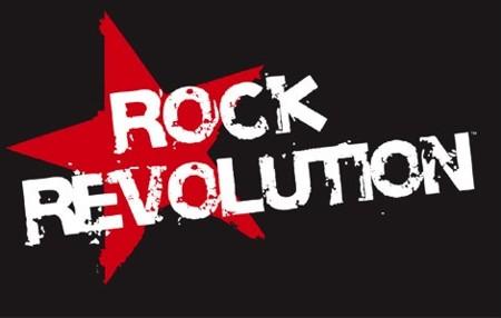 Rock Revolution Titel