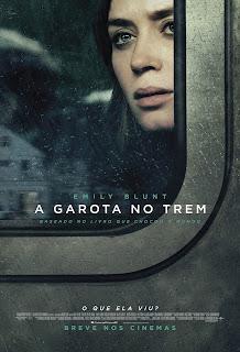 A garota do Trem, Dica de Cinema,Livro