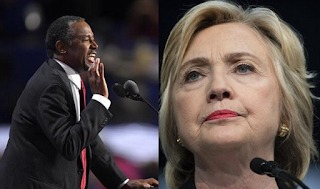 Carson Unapologetic for Linking Clinton to Lucifer