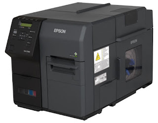 Epson ColorWorks TM-C7500 Drivers Download