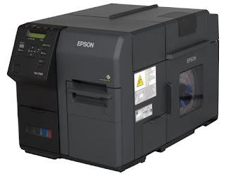 Epson ColorWorks TM-C7500 Drivers Download
