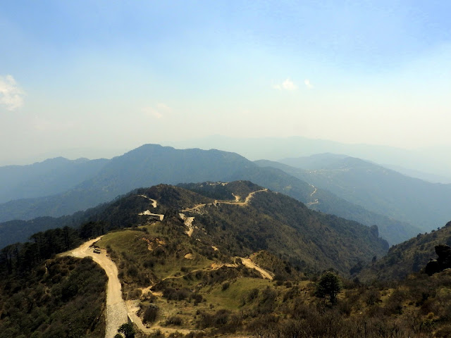 Sandakphu, trek, West Bengal, Nepal, India
