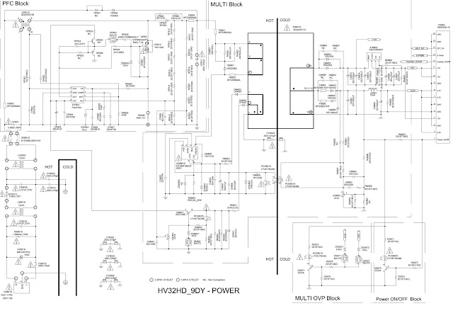 some common samsung tv circuit diagrams. Black Bedroom Furniture Sets. Home Design Ideas