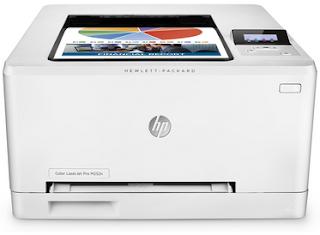 HP Color LaserJet Pro M252n Driver Download