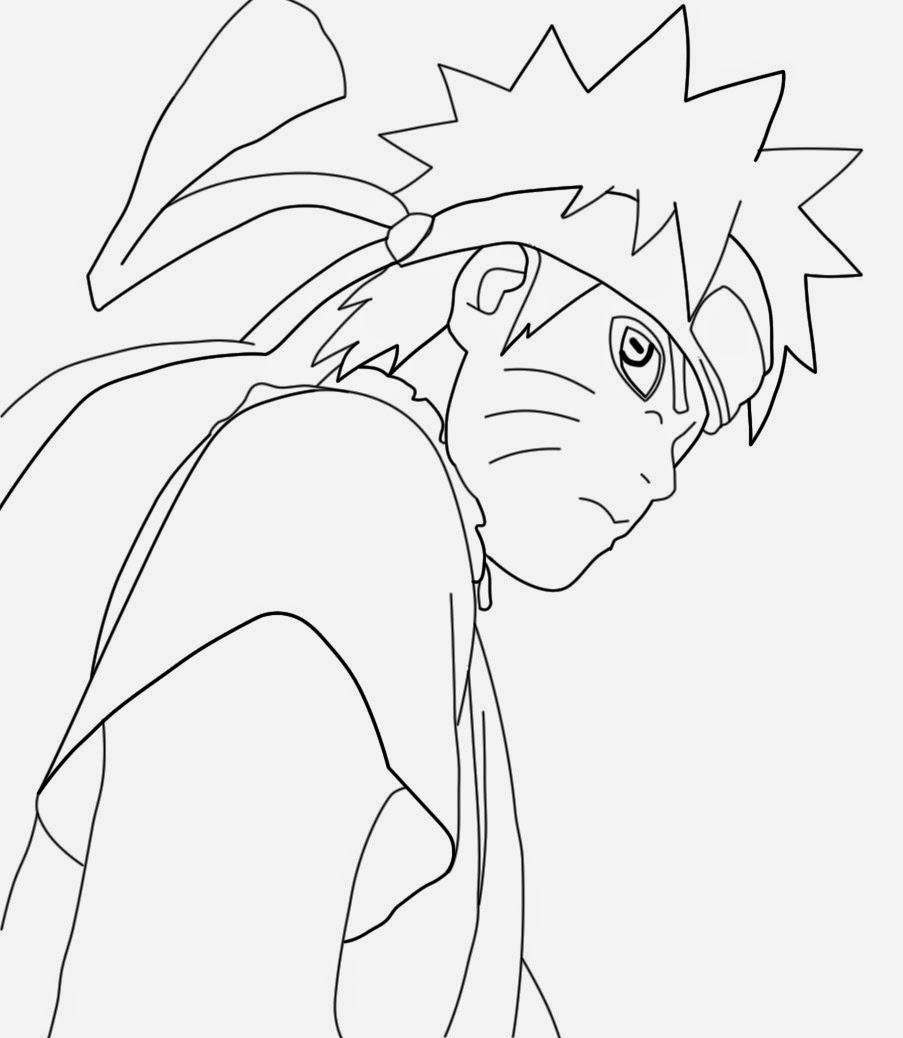 Imagenes Para Dibujar De Naruto