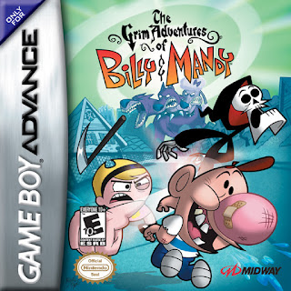 Rom de The Grim Adventures of Billy & Mandy - GBA - PT-BR - Download