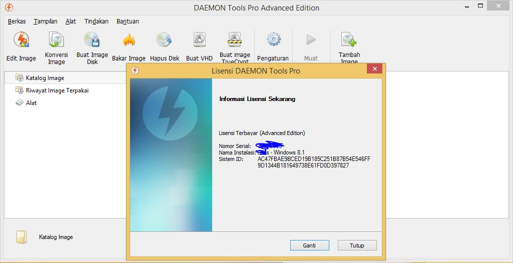 Download free daemon tools for windows 8 (32bit / 64bit).