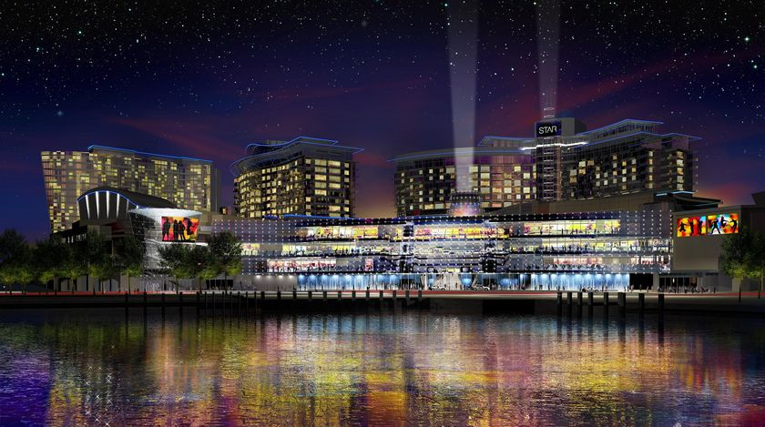 Hotels Near The Star Casino Sydney