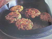 ZUCCHINI CAKES WITH JALAPENO