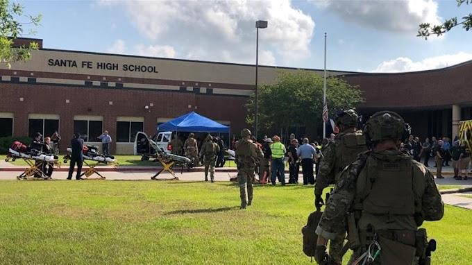 Multiple fatalities in Texas school shooting: US police
