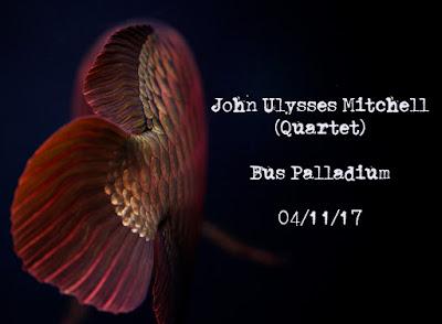 John Ulysses Mitchell - Bus Palladium