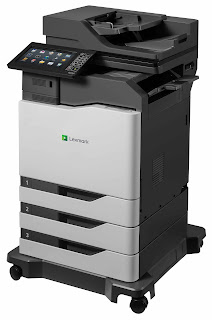 Lexmark XC8160 Driver download