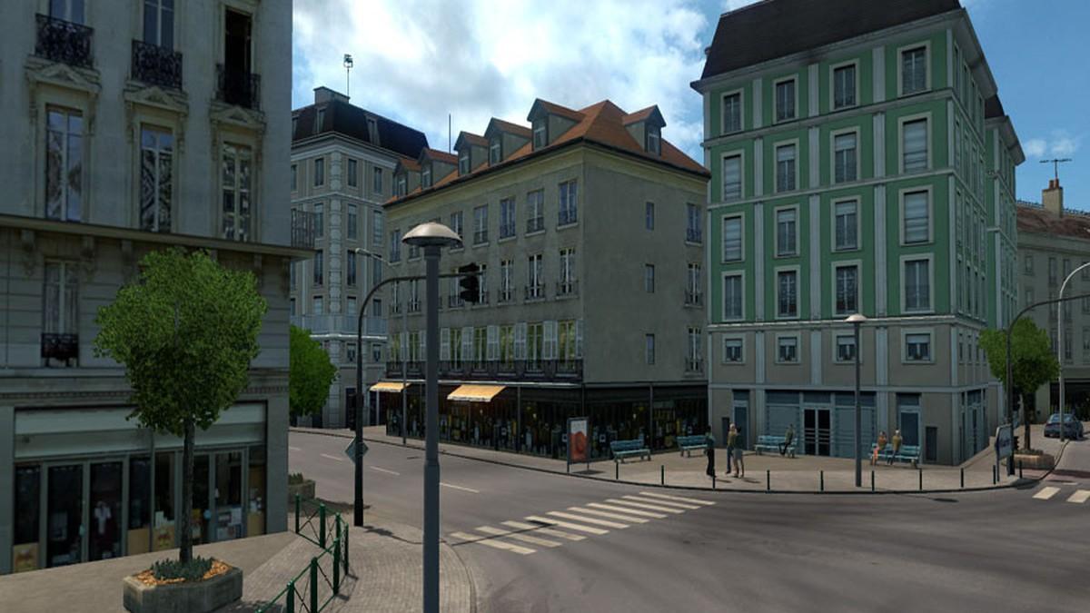 Paris Rebuild v 2.2 – Map mod