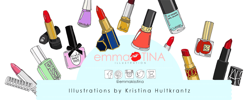 EmmaKisstina Illustrations by Kristina Hultkrantz
