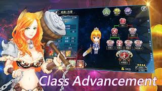 Siapa sangka game dengan tampilan yang menawan dengan khas anime ini ternyata developernya Unduh Game Android Gratis Empire of Angels IV apk + obb