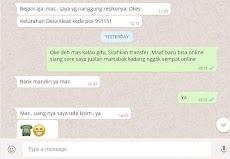 Royhard Sangga, Manado Pembeli Cetakan Martabak Mini Happy Call