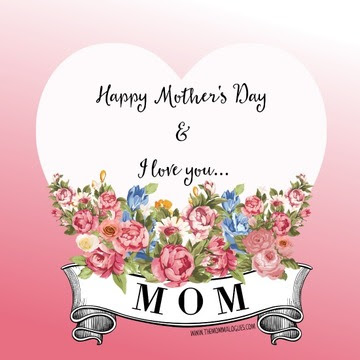 mother's day in heaven images