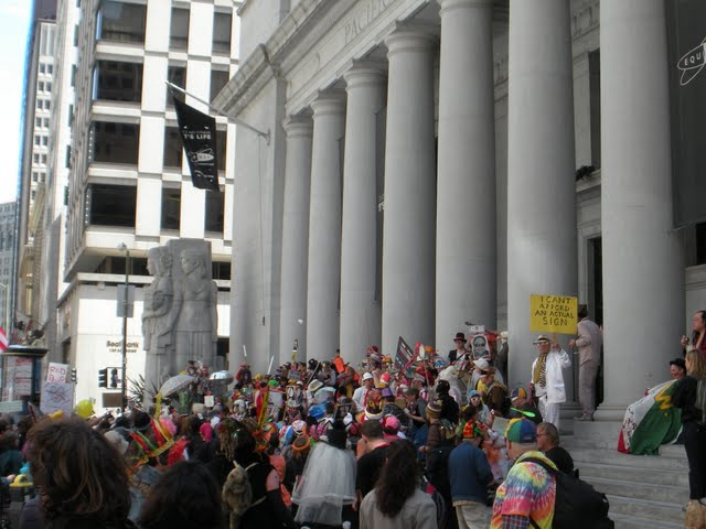 St. Stupid's Day Parade in San Francisco