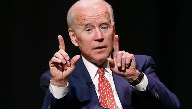 New Poll Reveals Double Digit Difference Between Biden at 39% and Sanders at 15%
