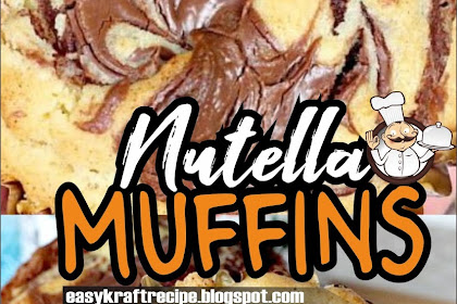Nutella Muffins #Christmas