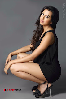 Actress Sanjjanaa Galrani Latest Po Shoot Gallery in Black Dress  0005.JPG