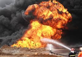 oil pipelines vandalism