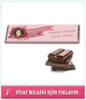 Kişiye özel çikolata