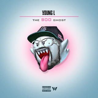Young L - The Boo Ghost (2016) - Album Download, Itunes Cover, Official Cover, Album CD Cover Art, Tracklist