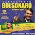 Simpatizantes de Bolsonaro farão carreata em Filadélfia.