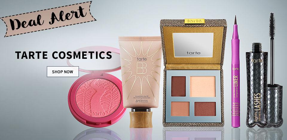Sale on Tarte Cosmetics