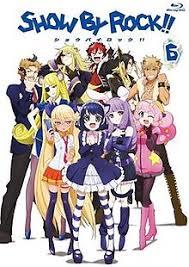 anime tentang penyanyi musikal