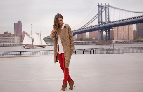 Klarella Inspirations Look Of The Day Olivia Palermo