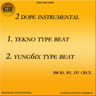 Instrumental: Two free beats -  prod by DYCRUX