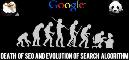 The search engine marketing strategies has changed massively over the yesteryear decade Does SEO is Dead? Google Brings Evolution inwards Search Algorithm