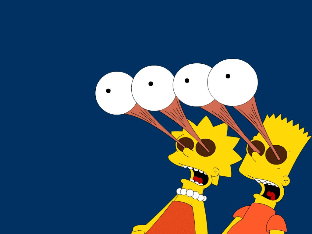Funny Pic Funny Simpsons Desktop Backgrounds