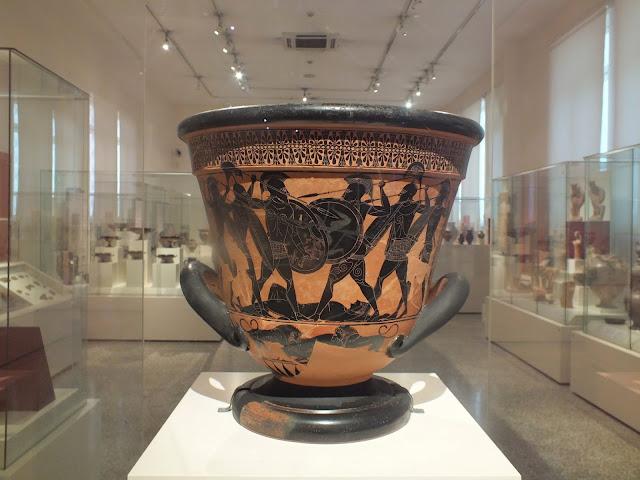 vasijas griegas