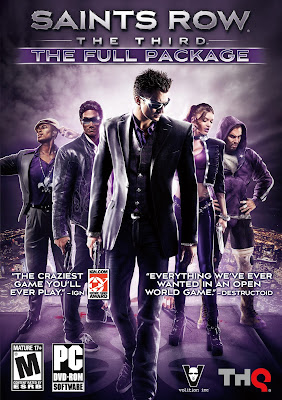Saints Row The Third Full Package Download