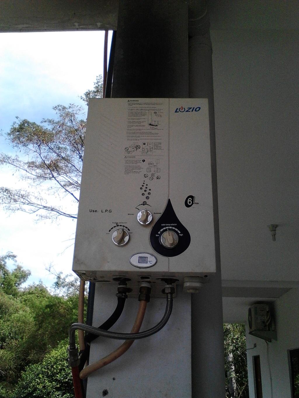 Pemasangan Dan Service Water Heater Malang Raya Hub