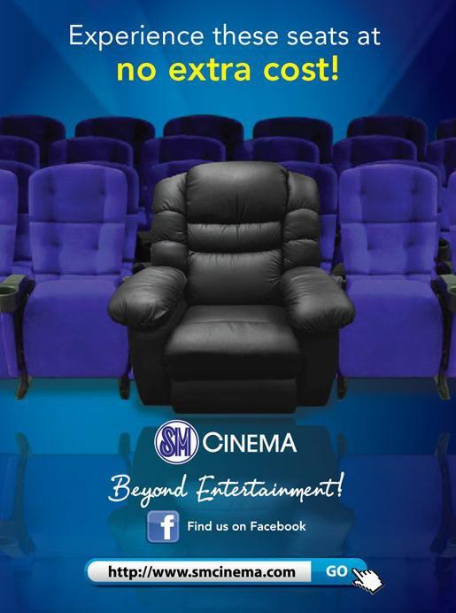Sm Cinema Megamall The Sm Cinema Deluxe Makeover