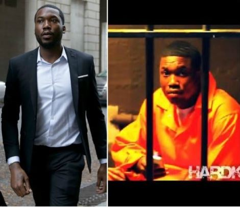 Meek Mill washes dishes in prison for 19 cent an hour